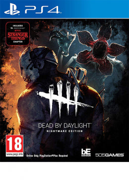 PS4 Dead By Daylight Nightmare Edition