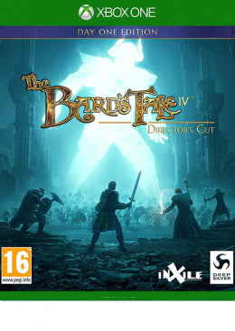 XBOXONE The Bard's Tale IV - Director's Cut - Day One Edition