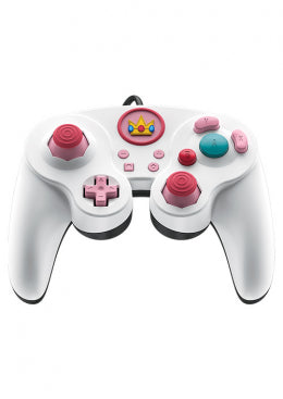 Nintendo Switch Wired Smash Pad Pro Super Mario - Peach