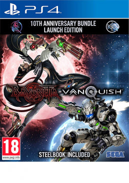 PS4 Bayonetta & Vanquish 10th Anniversary Bundle - Launch Edition