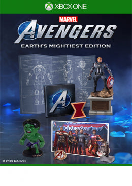 XBOXONE Marvel's Avengers - Earth's Mightiest Edition