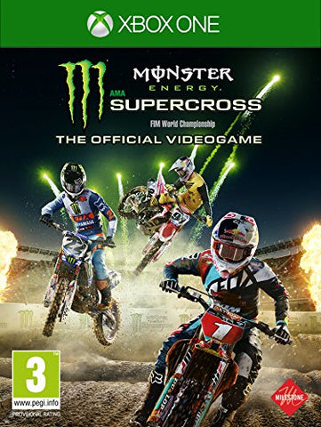 XBOXONE Monster Energy Supercross