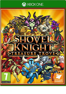 XBOXONE Shovel Knight Treasure Trove