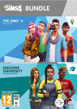 PC The Sims 4 + Discover University