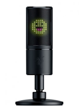 Seiren Emote - Microphone with Emoticons