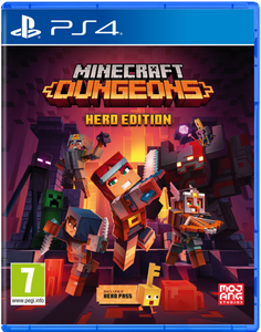 PS4 Minecraft: Dungeons - Hero Edition