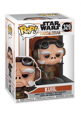 Star Wars Mandalorian POP! Vynil - Kuiil