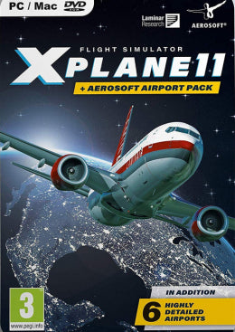 PC Xplane 11 & Aerosoft Airport Collection