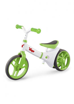 Konig 2 in 1 Training Balance Bike - Green