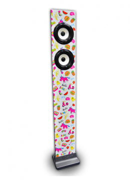 iDance Sound Tower Speaker V1