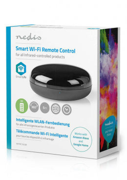 Smart Universal Remote Control | Infra red | Wi-Fi