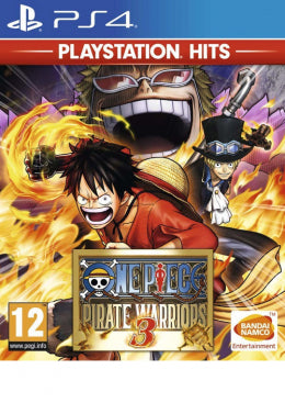 PS4 One Piece Pirate Warriors 3 Playstation Hits
