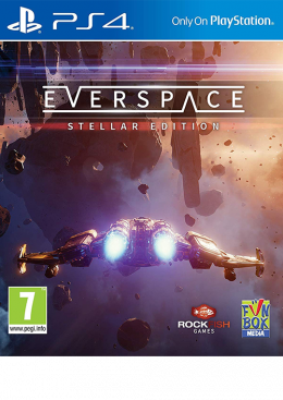 PS4 Everspace Stellar edition