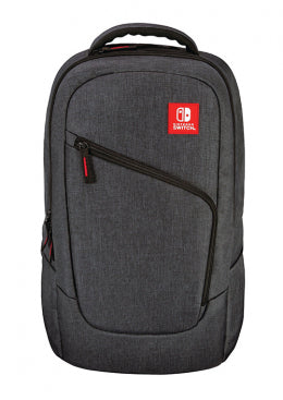 Nintendo Switch Elite Player Backpack Black Logo