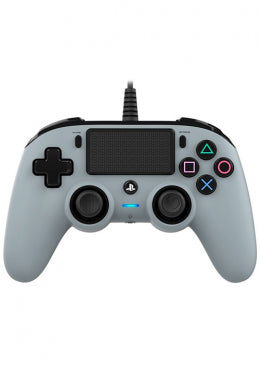 Nacon PS4 Wired Compact Controller Gray