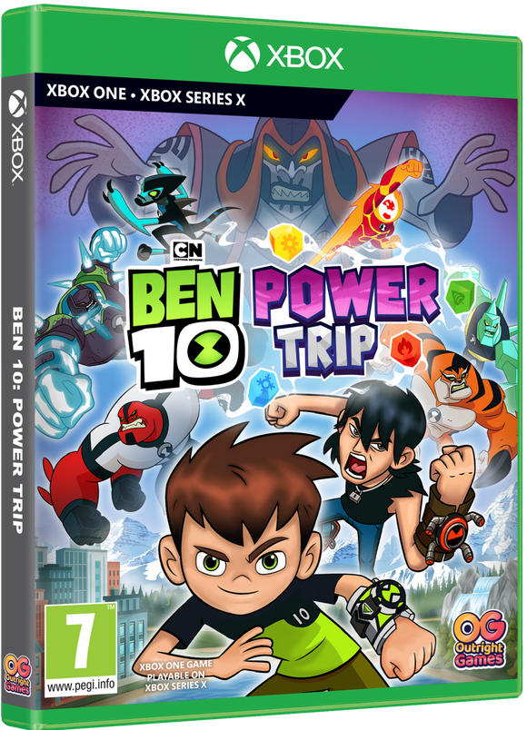 XBOXONE Ben 10: Power trip!