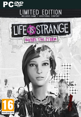 PC Life is Strange Before the Storm Limited Edition
