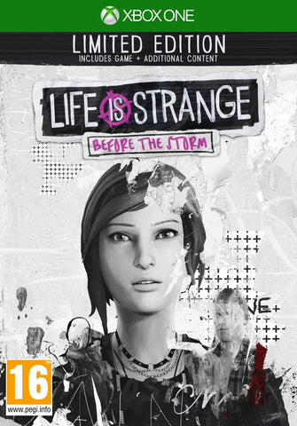 XBOXONE Life is Strange Before the Storm Limited Edition