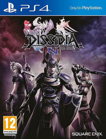 Dissidia Final Fantasy NT Standard Edition
