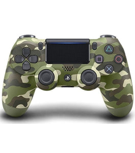 DualShock 4 Wireless Controller PS4 Green Camo