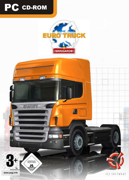 PC Euro Truck Simulator STEAM key