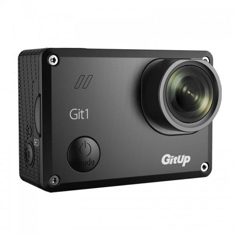 GitUp Git 1 Pro packing Full HD Video WiFi Action Camera