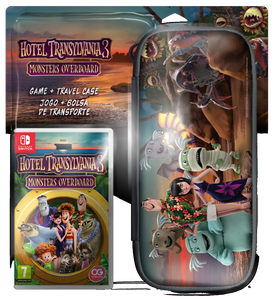 Switch Hotel Transylvania 3: Monsters Overboard + Switch Case