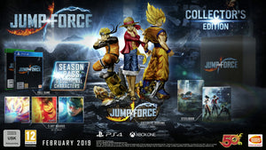 XBOXONE Jump Force Collector's edition