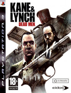 PS3 Kane & Lynch Dead Man