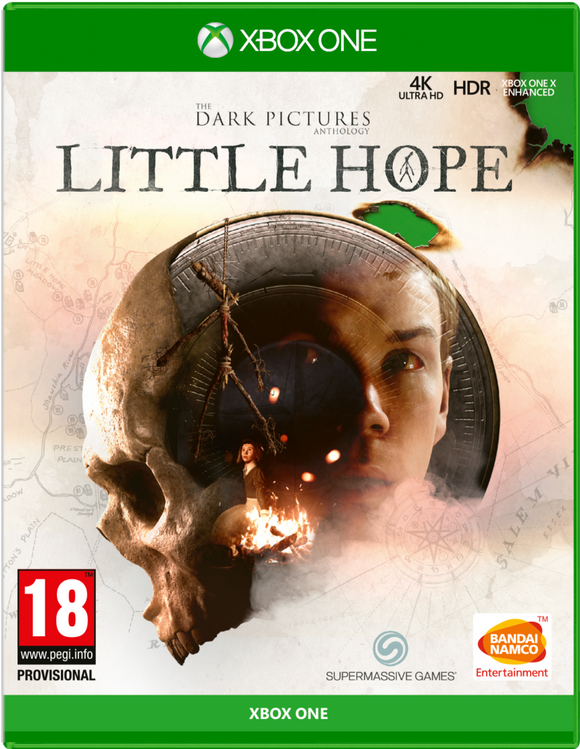 XBOXONE The Dark Pictures: Little Hope