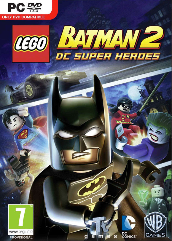 PC Lego Batman 2: DC Super Heroes