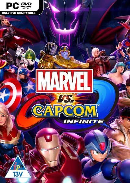 PC Marvel vs Capcom Infinite