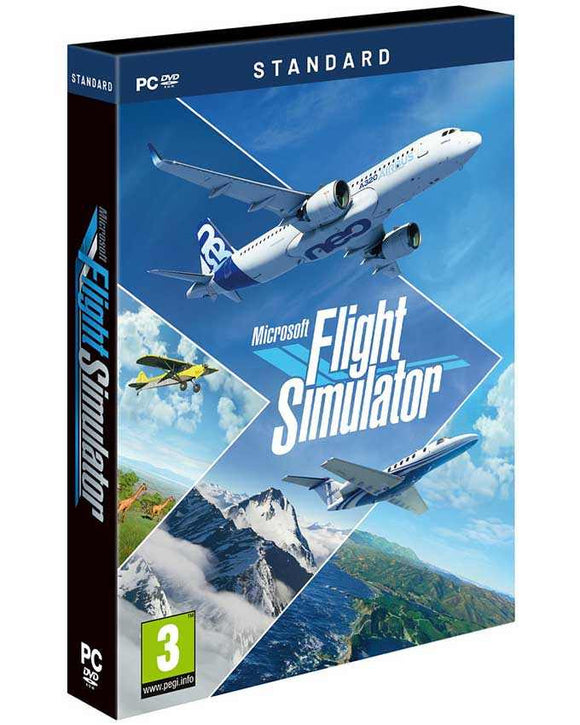 PC Microsoft Flight Simulator 2020