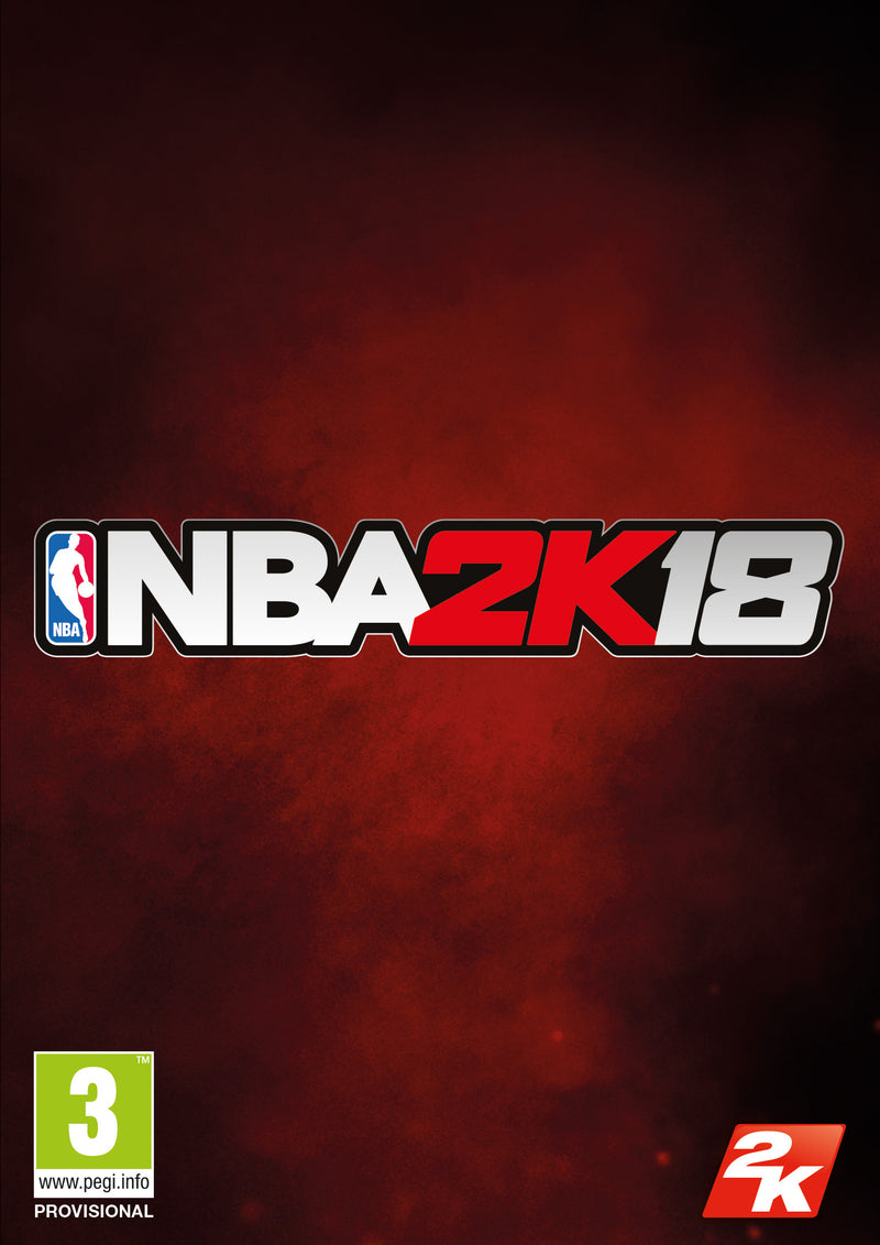 PC NBA 2K18 (Code in a Box)