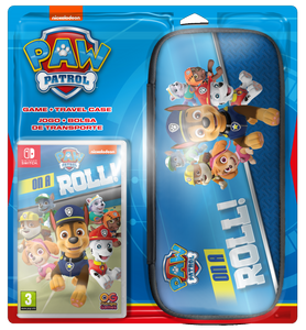 Switch Paw Patrol: On a roll! + Switch Case