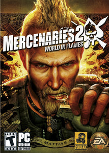 PC Mercenaries 2: World In Flames