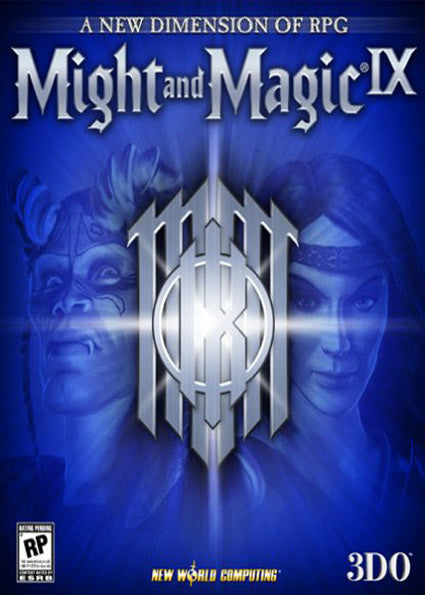 PC Might & Magic 9