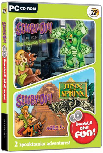 PC Scooby-Doo Double the fun
