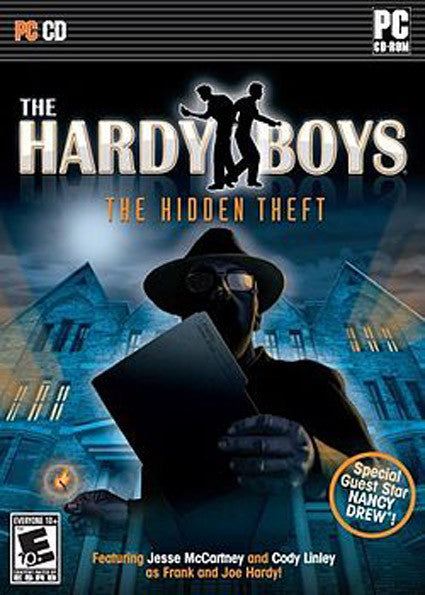 PC The Hardy Boys The Hidden theft