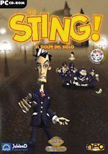 PC The Sting! The blag Simulation