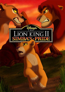 PC The lion king 2 Simbas pride