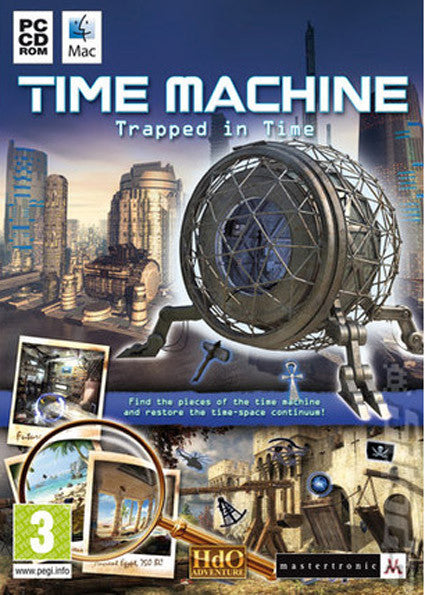 PC Time machine Trapped in time