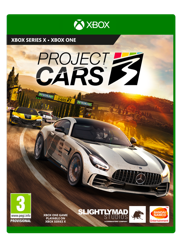 XBOXONE Project Cars 3