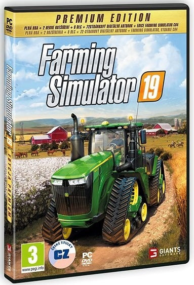 PC Farming Simulator 19 - Premium Edition