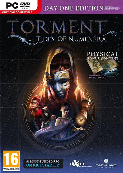 PC Torment Tides of Numenera
