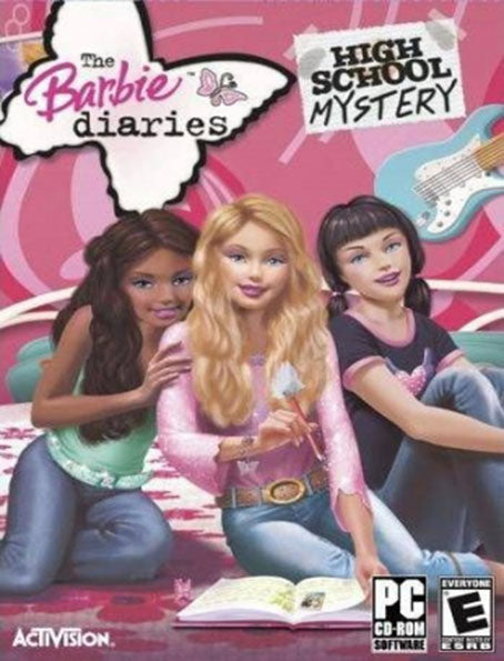 PC Barbie Diaries: High School Mystery