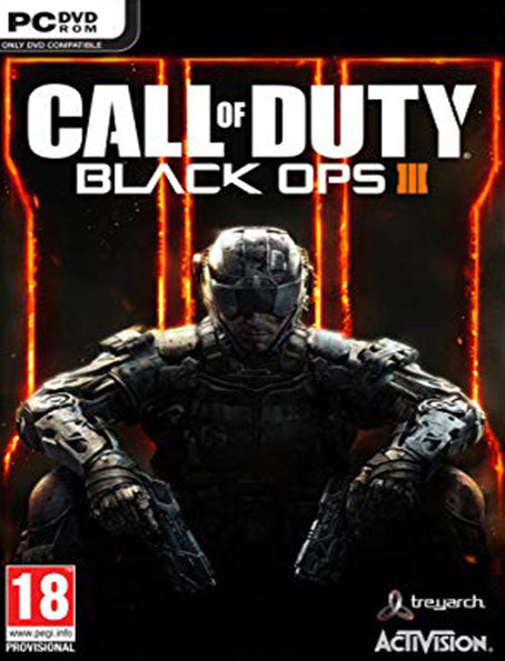 PC Call of Duty Black Ops 3 Srb
