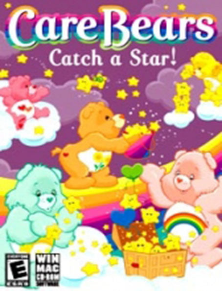 PC Care Bears: Catch a star! MB