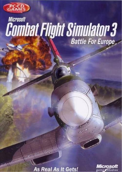 PC Combat Flight Simulator 3