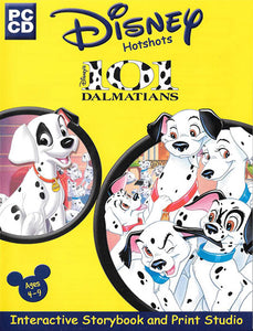 PC Disney 101 Dalmatians
